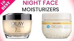 10 Best Night Face Moisturizers 2020 | Best Anti-Aging Night Cream