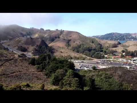 Golden Gate Bridge San Francisco California Scenic Overlook POV Travel Tips 8-10-13