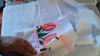 Como fazer bate mão – Costura