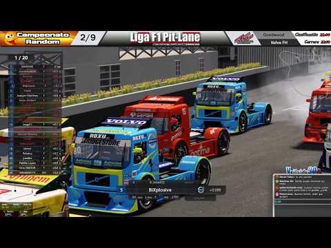 LigaF1Pit-Lane - Copa Random - 2/9 Truck Race