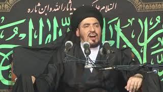 الدور الخطير للإمام المهدي عج في زمن الغيبة: الإعداد للخروج بقيادة الدولة الظلية - السيد منير الخباز