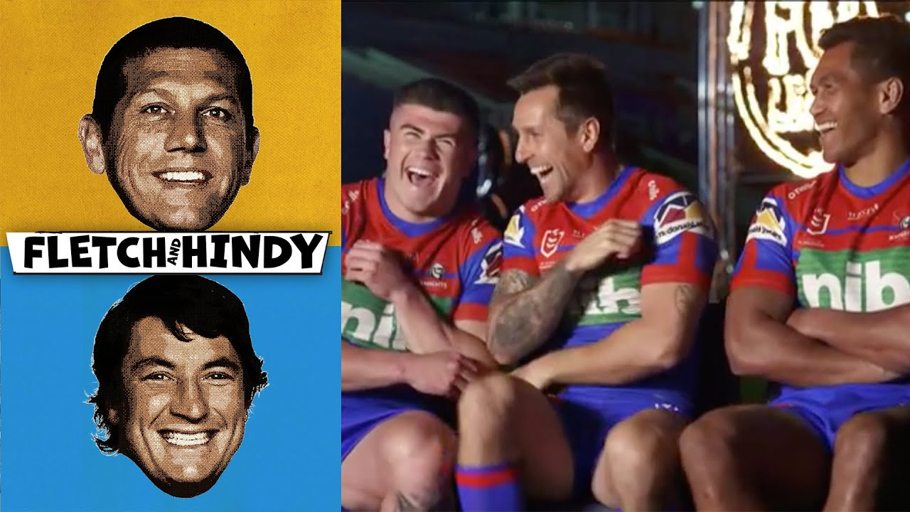 Fletch & Hindy grill the Newcastle Knights and find out what we all want to know | Fletch & Hindy