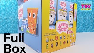 Baixar Yummy World Gourmet Snacks Kidrobot Full Box Figure Opening | PSToyReviews
