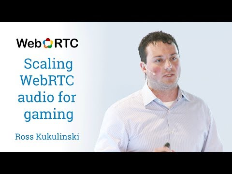 Scaling WebRTC audio for gaming
