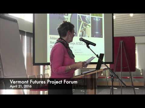 ACEDC: Vermont Futures Forum