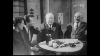 «Голубой огонек», 1966 год. Михаил Яншин о «Спартаке»
