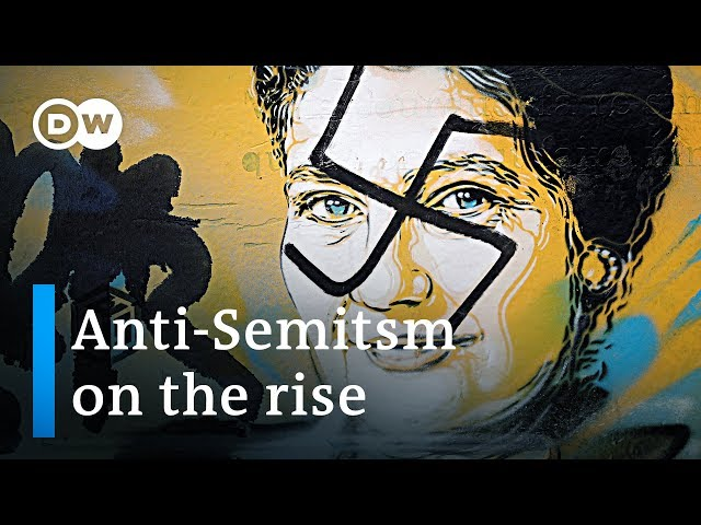 Is Europe failing to counter anti-Semitism? | DW News