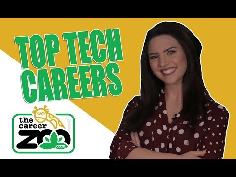 3 In-Demand Tech Careers