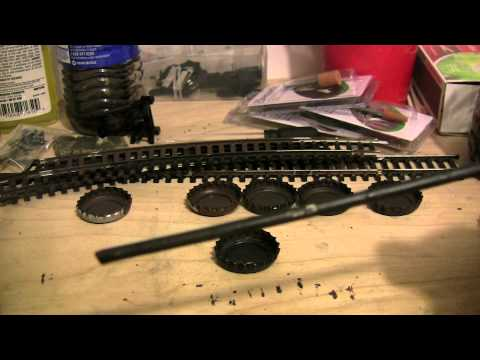 oorail.com | How to build drainpipes for OO Gauge Scenery