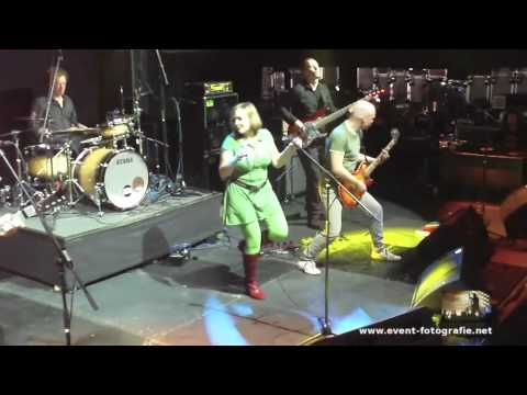"""Neogene - """" Hello """" Live auf der Musikmesse 2011 Frankfurt 07.04.11"""