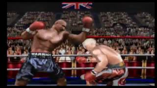 Knockout Kings 2003 Gamecube Gameplay
