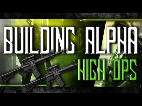 Building ALPHA BRIDGE In 1.5 - HIGH DPS PvP Build - The Divison