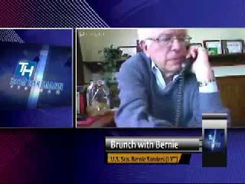 Brunch With Bernie: March 8, 2013