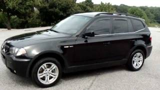 2006 06 BMW X3 3.0i Sport Package Personal Used Car Review at 76k Miles