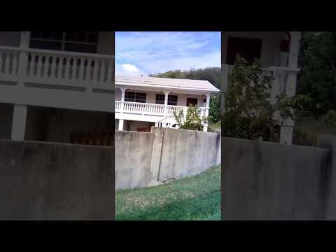 House and Land for Sale in Vieux-Fort Saint Lucia