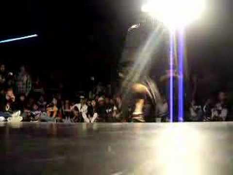 Bboy Ho Down 2007