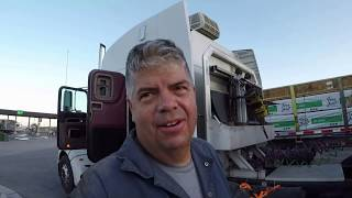 #341 The Truck is Broken The Life of an Owner Operator Flatbed Truck Driver Vlog