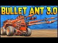 Crossout - THE BULLET ANT RETURNS! Insanely Fast Buggy Build - Crossout Gameplay