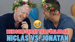 Den som skrattar förlorar #17 – Torra skämt och ordvitsar med Niclas & Jonatan