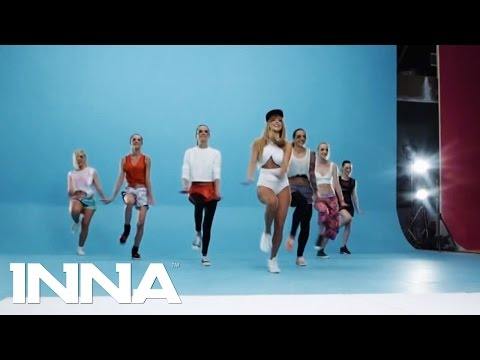 Making of | INNA feat. Pitbull - Good Time