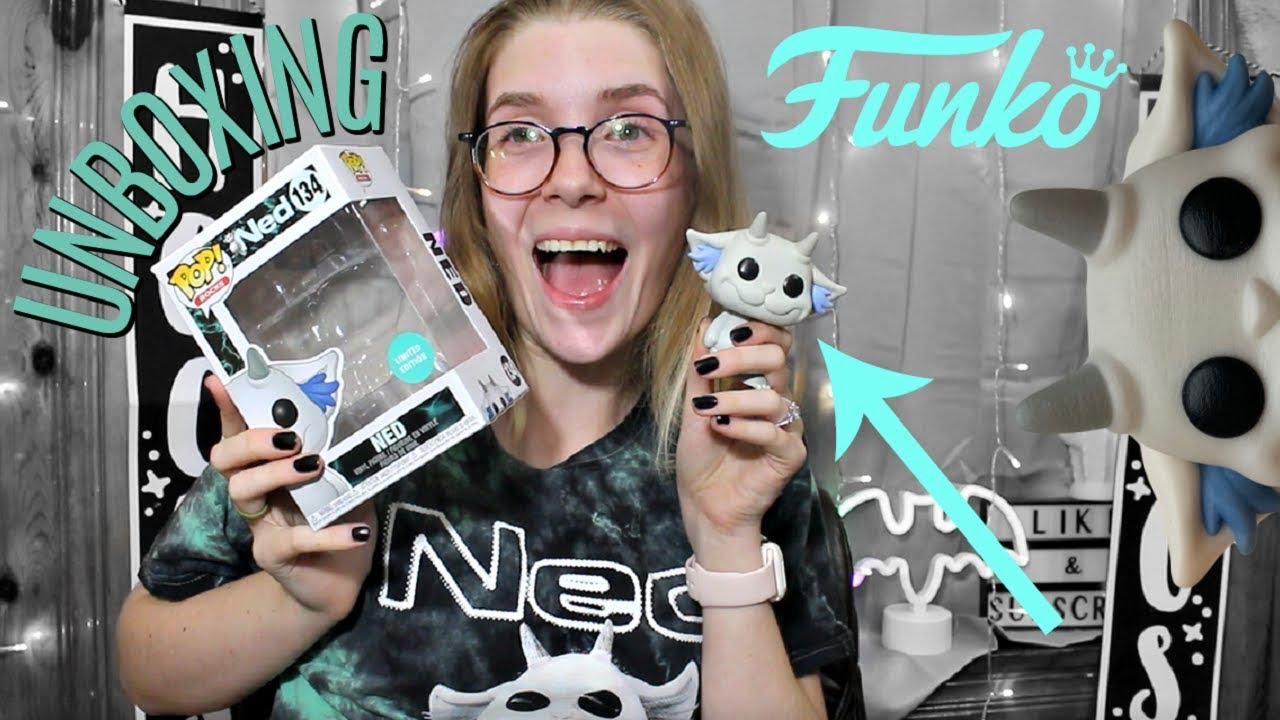Ned Funko Pop Unboxing Twenty One Pilots Youtube