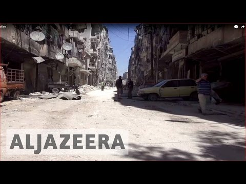 Syria's war: UN asks Russia for longer ceasefire