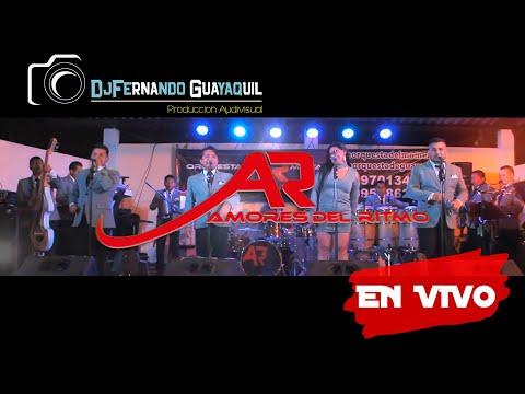 Orquesta Amores del Ritmo - Show en Santa Ana Manabi En Vivo HD