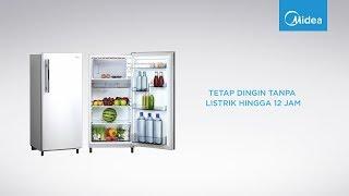 Single Door Refrigerator (Bahasa) - Midea