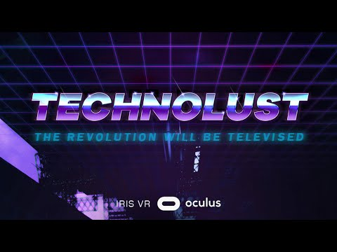 Technolust Launch Trailer