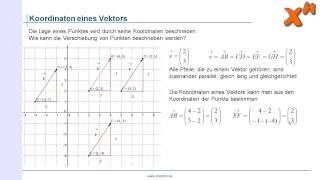 1-1 Koordinaten eines Vektors