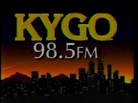 KYGO-FM 98.5 Radio Commercial 1992