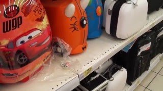 Классные детские чемоданы на колёсах !(Классные детские чемоданы на колёсах и другие!!!Cool children's suitcases on wheels and more!!! Привет всем!!!Мы присмотрели для..., 2016-02-07T14:52:00.000Z)