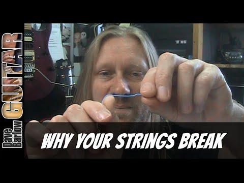 why do my guitar strings keep breaking the truth youtube. Black Bedroom Furniture Sets. Home Design Ideas