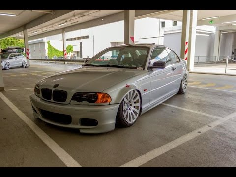 bmw 3er e46 walkaround airride turkish delight. Black Bedroom Furniture Sets. Home Design Ideas