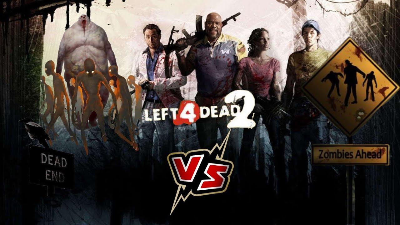 toxic left 4 dead vs gameplay