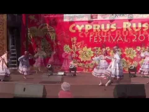 Film Club Cyprus - 8th Cyprus Russian Festival 2013 - the show program