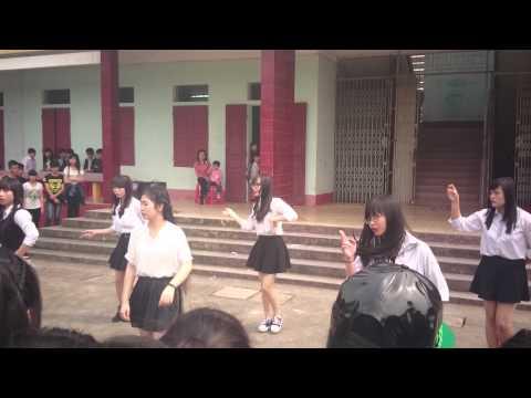 Duyệt văn nghệ 26/3 lớp 12a3 Xta 2015
