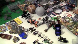 Huge Lego Store/Legoland haul San Diego 2012 (Krisproductions)