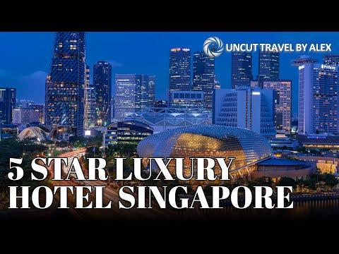 Best Hotels in Singapore - JW Marriott 5 Star Luxury Hotel