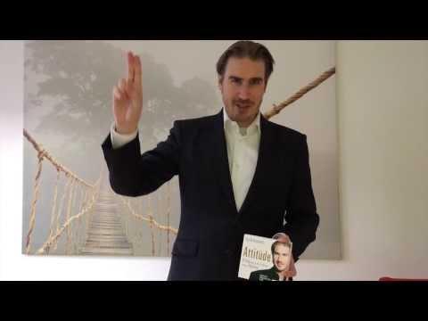 Attitüde: Erfolg durch die richtige innere Haltung YouTube Hörbuch Trailer auf Deutsch