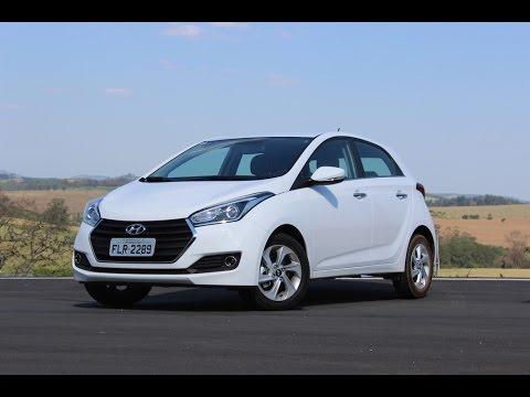 Teste - Hyundai HB20 1.6 2016- Falando de Carro - YouTube b6c5645fa9