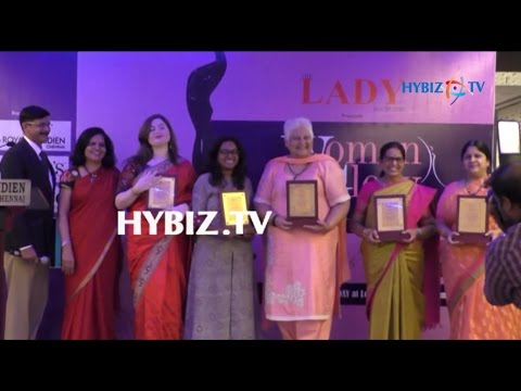 Celebrating Women Achievers Women Glory Awards | Chennai | hybiz
