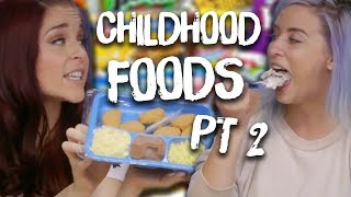 Video Foods from Our Childhood – Pt. 2 (Cheat Day) download MP3, 3GP, MP4, WEBM, AVI, FLV Januari 2018