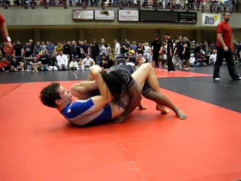 Nick Donato 2nd match at tournament of champions 8