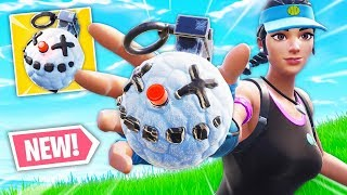 *NEW* CHILLER GRENADE IS OP! | Fortnite Best Moments #120 (Fortnite Funny Fails & WTF Moments)