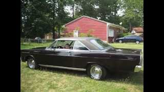rob's 65 Galaxie smallblck 289