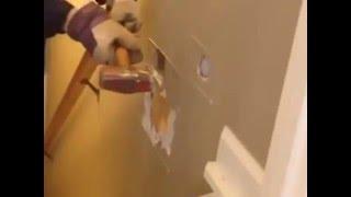 видео Мышь в натяжном потолке ????????????????????????