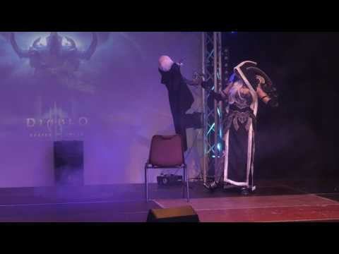 related image - Japan Party 2017 - Cosplay Dimanche - 17 - Diablo 3 - Malthael
