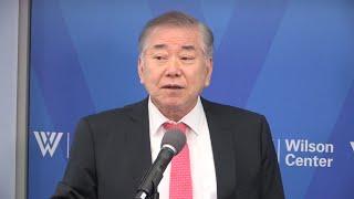 """문정인 """"北핵활동 중단시 한미훈련ㆍ전략자산 축소 협의"""" / 연합뉴스TV (YonhapnewsTV)"""