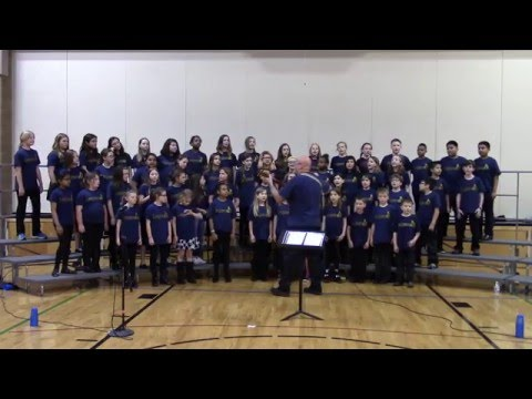 Pringle Elementary Legends Performing with Lee Elementary